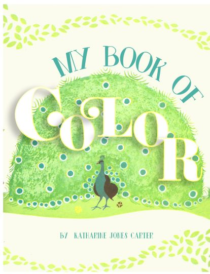 My Book of Color by Katherine Carter