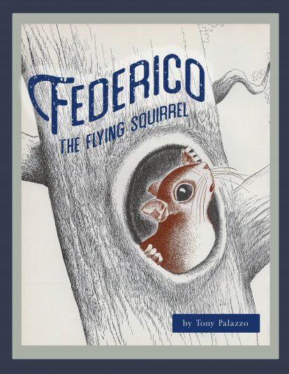 Federico the Flying Squirrel by Tony Palazzo