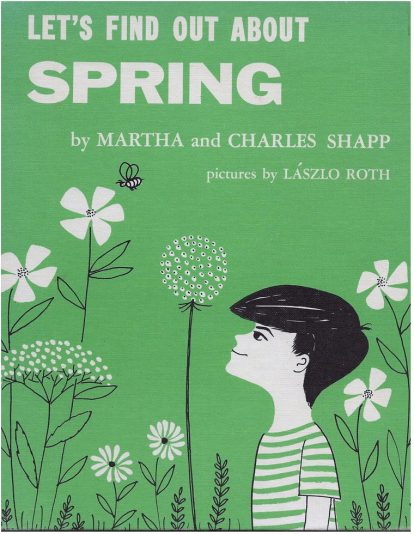 Let's Find Out About Spring by Martha and Charles Shapp