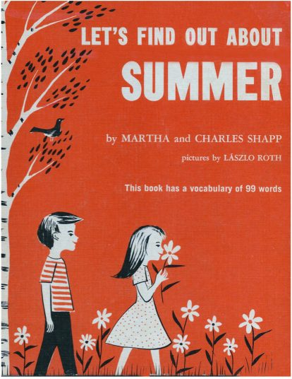 Let's Find Out About Summer by Martha and Charles Shapp