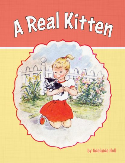 A Real Kitten by Adelaide Holl
