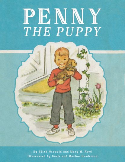 Penny the Puppy by Edith Osswald and Mary M. Reed