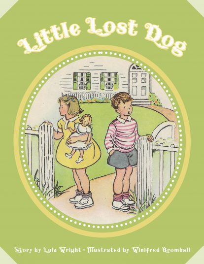 Little Lost Dog by Lula Wright